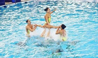 Superar sus actuaciones, el reto para la sirena en el ciclo olímpico