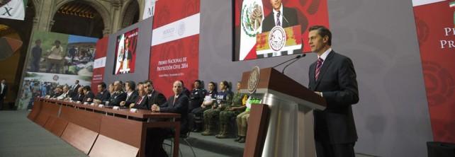 El Presidente de la República clausuró la Reunión Anual de Industriales 2014