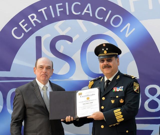 El diseño del Sistema de Gestión de Calidad fue orientado, principalmente, a los servicios de seguridad y logística.