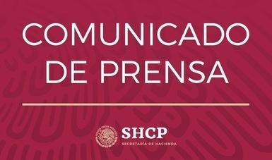 El Gobierno del Estado de Michoacán solicitó a la Secretaría de Hacienda y Crédito Público un adelanto de Participaciones en Ingresos Federales.