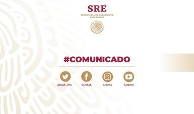 Gobierno de México trabaja con la CIDH para mejorar atención de casos pendientes en derechos humanos