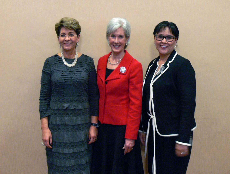 La Secretaria de Salud, Mercedes Juan, se reúne con sus homólogas de Estados Unidos y Canadá