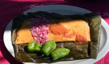 """""""De chile, de dulce y de manteca"""", los deliciosos tamales llegaron como cada año para su degustación al Museo Nacional de Culturas Populares en la ya tradicional Feria del Tamal que, en su edición XVII, se llevará a cabo a partir de este martes 29 de ener"""