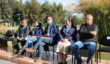 Instituciones de protección al ambiente, tanto locales como federales, conmemoraron el Día Mundial de los Humedales 2019 en el Bosque de San Juan de Aragón