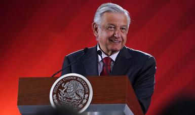 Presidente Andrés Manuel López Obrador aseguró que se hará todo lo humanamente posible para saber de los desaparecidos y ayudar a sus familiares
