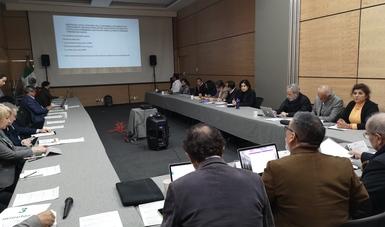 Se contó con la participación de 45 expertos de 16 organizaciones tanto del Gobierno de México, academia y sociedad civil con el objetivo de discutir la información actual y las necesidades próximas de la Zona Metropolitana del Valle de México