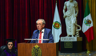 Dr. Jorge Alcocer Varela.