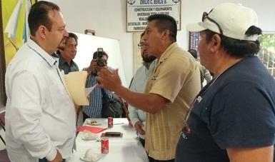 El organismo de la SADER inició la selección de personal con probada honradez y compromiso  con los lineamientos establecidos por el Gobierno de México.