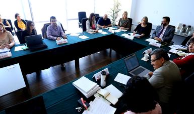 Participan PROFEPA, CONAGUA, CONAFOR, CONANP, CONABIO, ASEA, INECC y áreas sustantivas de la SEMARNAT.