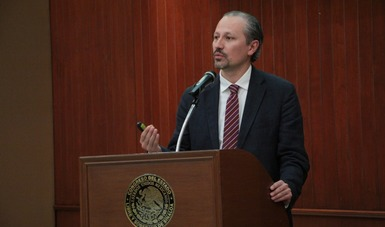 Juan Manuel Martínez Louvier, Director General del INAES