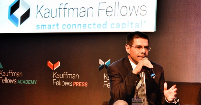 Participa el INADEM en el Kauffman Fellows Summit Brasil 2014