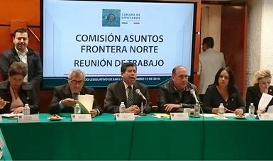 Comisión asuntos Frontera Norte