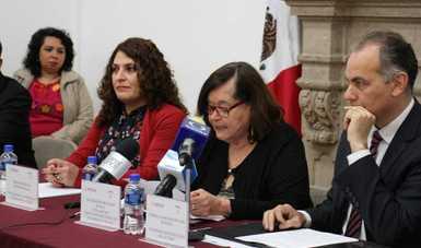 Funcionarios del Indesol y la CEAV presentaron Protocolo de Atención a Población Indígena con Enfoque de Género e Intercultural