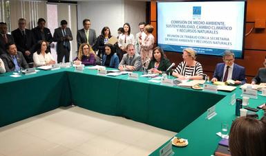 Reiteró que la participación social y los derechos humanos serán un componente clave de esta nueva forma de trabajo.