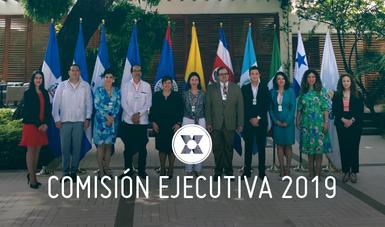 En el marco de la Presidencia Pro Témpore, se reunieron los Comisionados Presidenciales de los 10 países miembros del PM, para la primera Comisión Ejecutiva 2019
