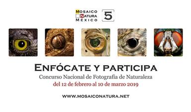 Participa en el 5° Concurso Nacional de Fotografía de Naturaleza