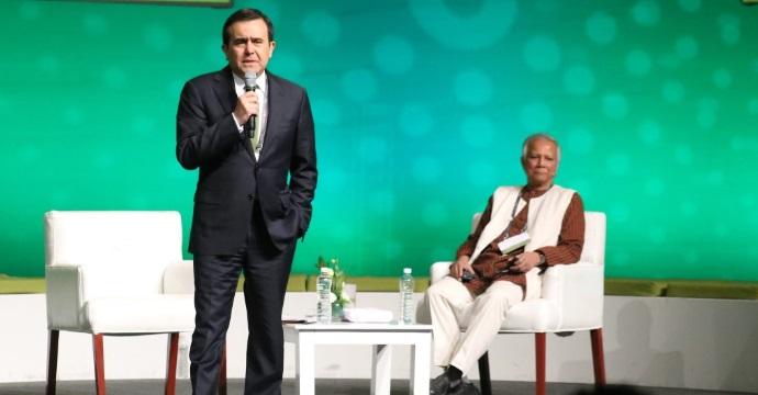 Inauguró el Secretario de Economía la Cumbre Global de Negocios Sociales 2014