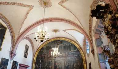 A partir del 28 de febrero se expondrán piezas de arte sacro consideradas patrimonio de la nación