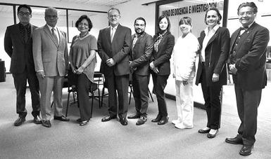 Integrantes del Comité de Ética en Investigación de la Comisión Nacional de Arbitraje Médico.