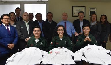 Estudiantes del CONALEP Nuevo León competirán en el WorldSkills Kazán 2019, en Rusia