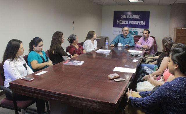 Entrega Sedesol recursos económicos para Estancias Infantiles en Sonora