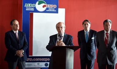 Anuncia el Subsecretario de Transporte creación de la Agencia Federal de Aviación