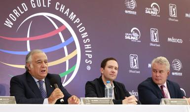 La derrama económica directa e indirecta por la realización del World Golf Championship-México