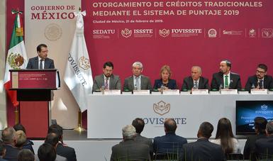 Promoverá el ISSSTE el desarrollo de vivienda social en espacios patrimonio del Instituto