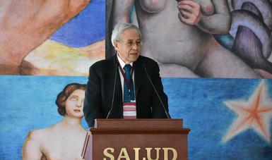 Durante la Inauguración de la Primera Reunión Ordinaria del Consejo Nacional de Salud (CONASA)