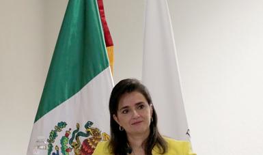 Comparte la Jefa del SAT visión institucional con contadores de Nuevo León