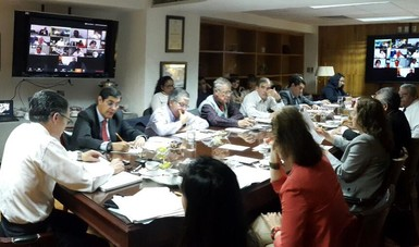 En reunión integrantes del Consejo Mexicano de Arbitraje Médico