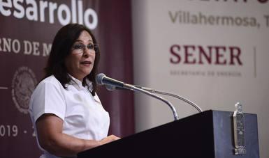 Foro Nueva Política Energética para el Bienestar de México en Tabasco.