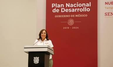 Foro Nueva Política Energética para el Bienestar de México en Tamaulipas.