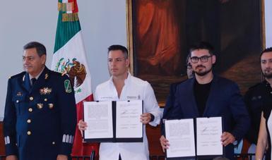 Román Meyer Falcón, Secretario de Desarrollo Agrario, Territorial y Urbano, anunció la inversión de 4 mil 700 mdp para la reconstrucción de Oaxaca.