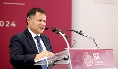 Participación del Subsecretario de Industria y Comercio, Ernesto Acevedo Fernández, en inauguración de las mesas sectoriales de Economía