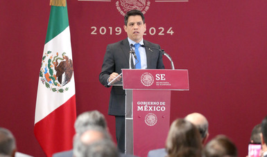 Participación del Subsecretario de Minería, Francisco Quiroga Fernández, en la inauguración de las mesas sectoriales de Economía