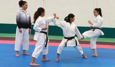 La modalidad de kata por equipos formará parte del programa de competencias en los Juegos Panamericanos