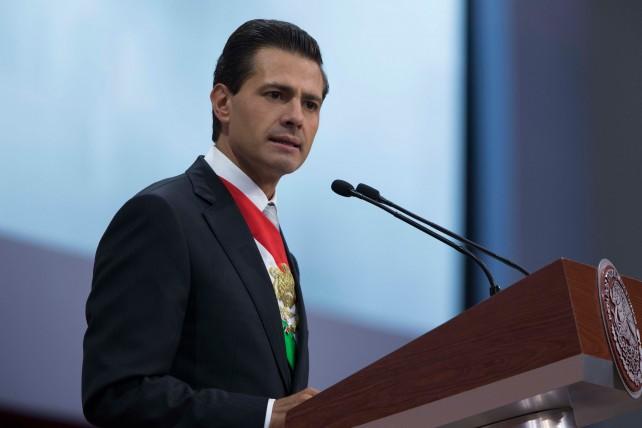 Presidente de la República, Enrique Peña Nieto, Tercer Informe de Gobierno.