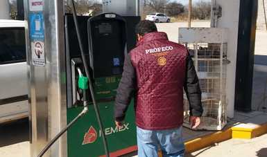 Supervisa Profeco gasolineras del estado de Chiapas