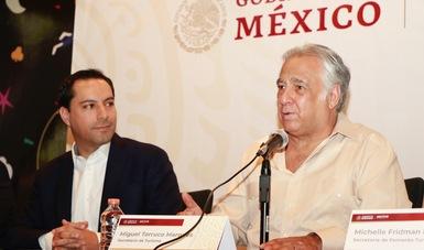 Tianguis Turístico en Yucatán será de los Más Importantes, al que Asistirán los 5 Continentes: Torruco Marqués