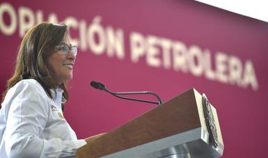La Nueva Refinería de Dos Bocas generará 23 mil empleos directos y 100 mil indirectos.