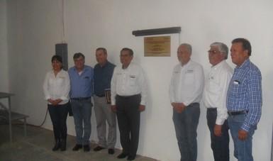 Director General del INIFAP inaugura Planta Procesadora de Semillas Básicas y Registradas en el Campo Experimental Río Bravo