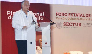 El Pnd Permitirá una Asignación de Recursos Públicos Apropiada para Combatir Rezagos y Brechas de Desigualdad: Miguel Torruco