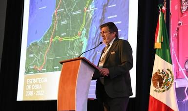 Expo Rail 2019 se llevó a cabo 26 y 27 de marzo.