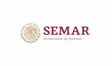 Logotipo Institucional de la Secretaría de Marina