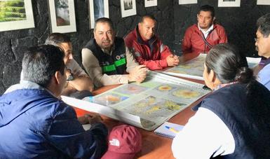 La CNPC fortalece las acciones de prevención, y estrecha la coordinación con autoridades estales, debido al cambio en la fase del Semáforo de Alerta Volcánica del Popocatépetl.