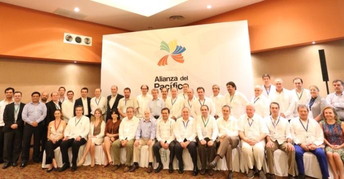 Participa el Secretario Ildefonso Guajardo en sesión empresarial de la Alianza del Pacífico