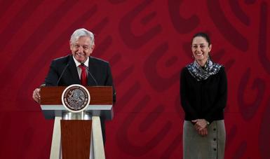 Conferencia de prensa del presidente, Andrés Manuel López Obrador, del 2 de abril de 2019