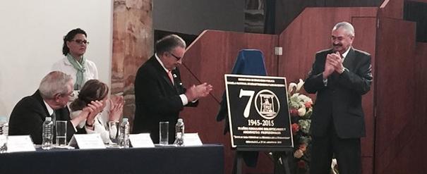 Celebra 70 Años la Escuela Nacional de Biblioteconomía y Archivonomía de la SEP