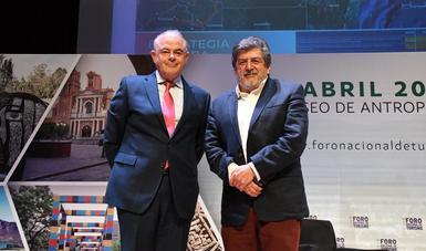 Rogelio Jiménez Pons afirmó que el Tren Maya es un proyecto integral que busca fortalecer social, urbana y económicamente a la región del sureste del país.
